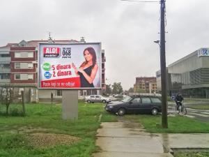Bilbord Sremska Mitrovica SM-07
