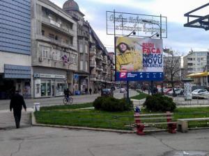 Bilbord Zaječar ZA-09