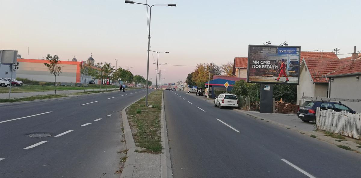 Bilbord Kragujevac KG-258