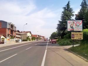 Bilbord Kragujevac KG-260