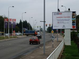 Bilbord Leskovac LE-09a