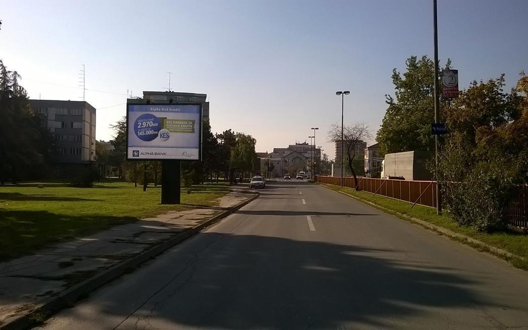 Bilbord Valjevo VA-15