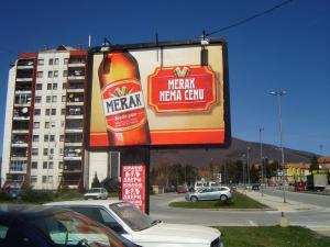 Bilbord Vranje VNJ-09