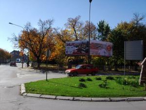 Bilbord Zaječar ZA-01