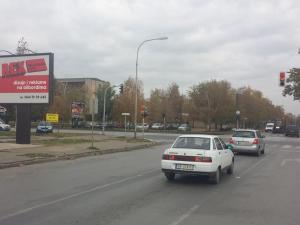 Bilbord Zaječar ZR - 21