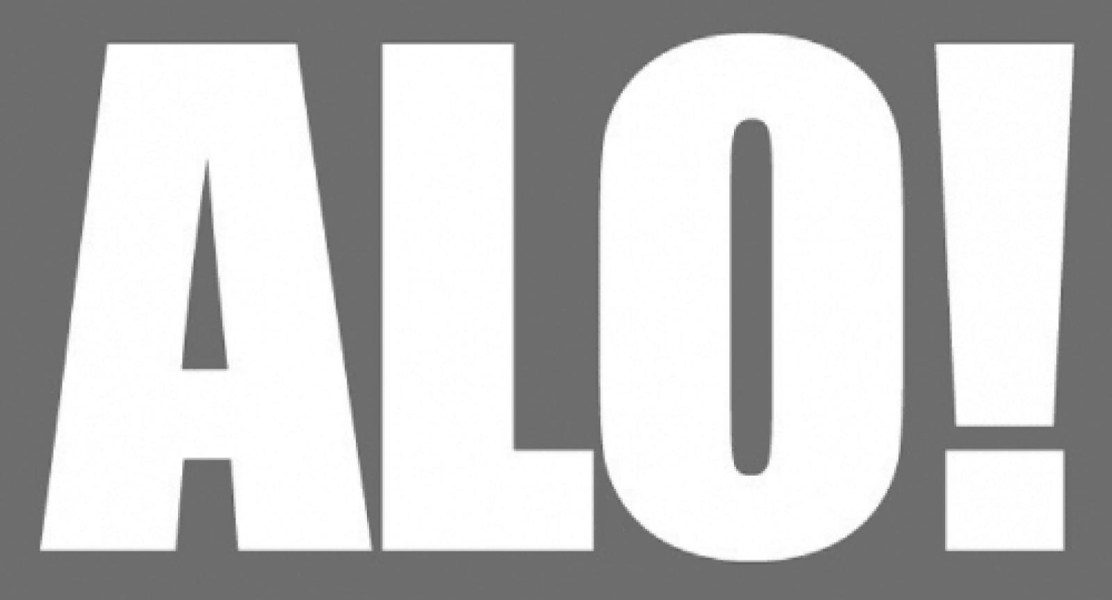 Bilbord za kompaniju Alo novine