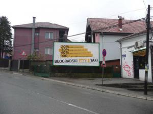 Bilbord Beograd BG-365