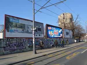 Bilbord Beograd BG-407