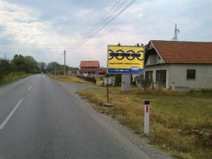 Bilbord Kraljevo KV-10