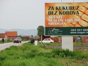 Bilbord Leskovac LE-03a