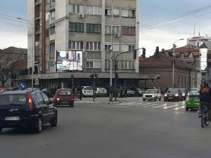 Bilbord Niš NI LED-01