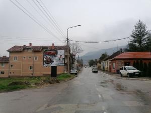 Bilbord Soko Banja SB-01A
